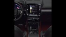 Volvo XC40 2018 teaser video