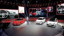 2018 VW Polo GTI live in Frankfurt