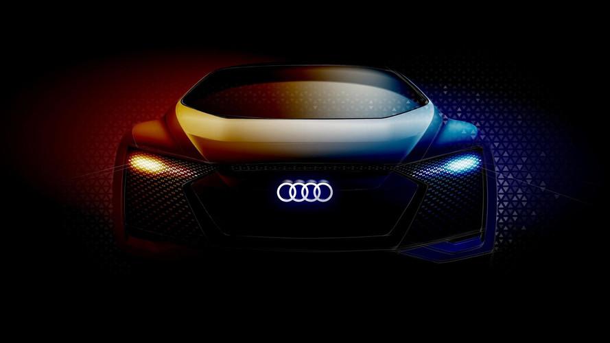 El concept autónomo de Audi que pronto veremos en Frankfurt