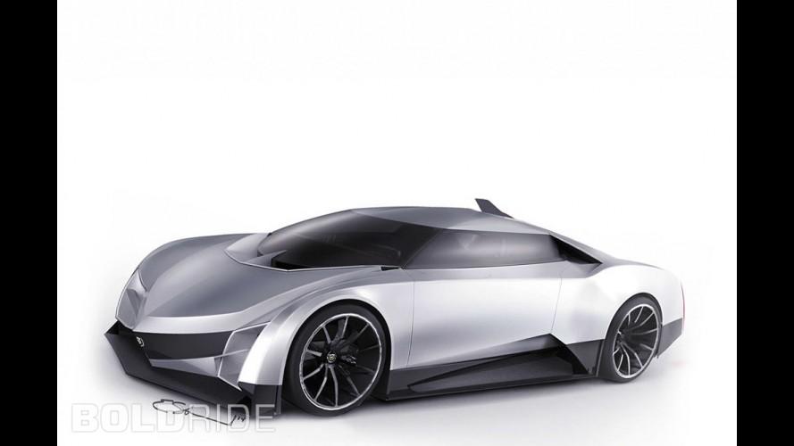 Cadillac CT-1 Concept