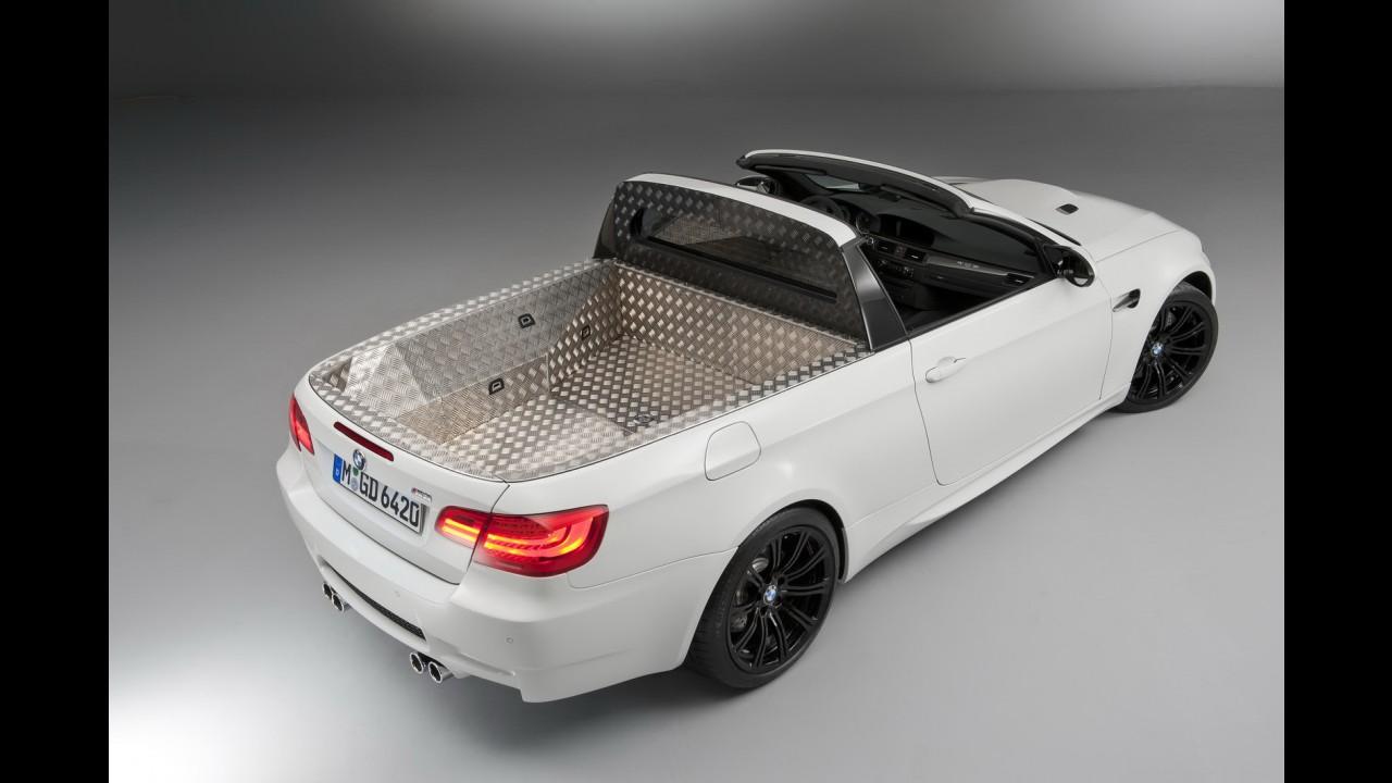 BMW M3'ün Kamyonet Versiyonunu Üretti!