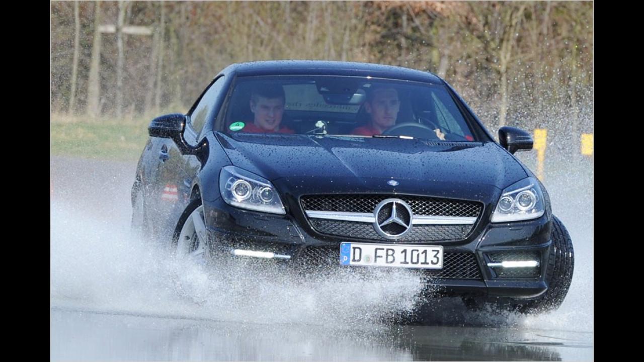 Miroslav Klose und Toni Kroos