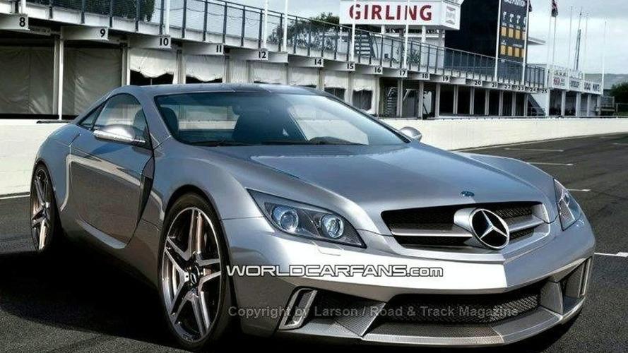 2015 Mercedes SLC AMG details surface