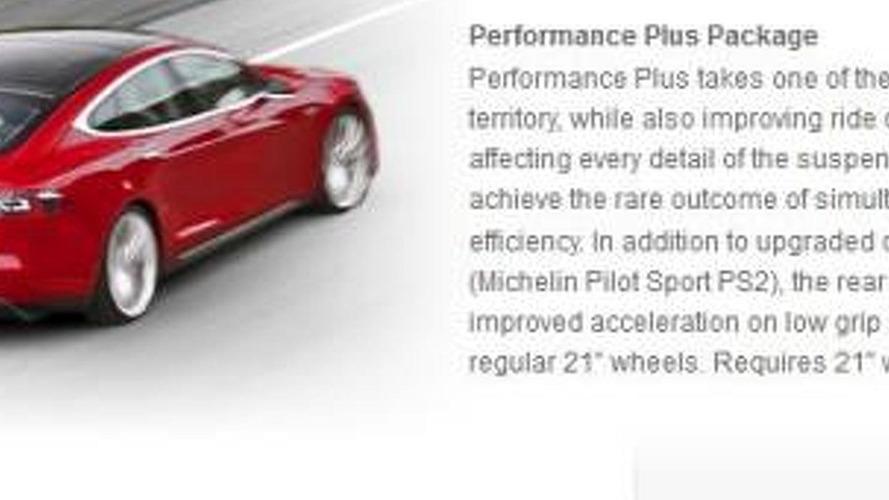 Tesla Model S Performance Plus launched
