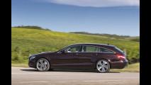 Mercedes CLS 250 CDI Shooting Brake - TEST