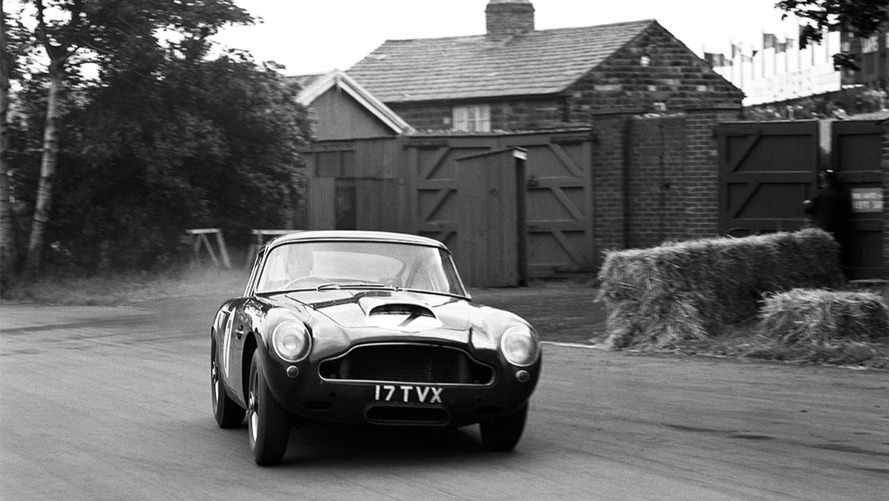 Aston Martin relance la production de la DB4 GT