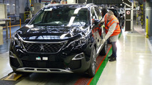 Production Peugeot 5008