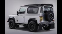 Land Rover desmente rumores sobre volta do Defender ao mercado
