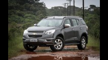 Chevrolet convoca 8 mil unidades do Trailblazer por falhas no airbag de cortina