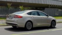 Volta Rápida novo Fusion Hybrid 2017: Tecnológico e ecológico