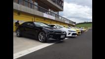 Novo Camaro chega ao Brasil com série especial de R$ 297 mil