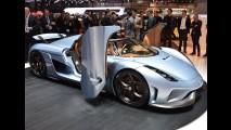 Megacarro Koenigsegg Regera de 1.500 cv promete 400 km/h em 20 segundos