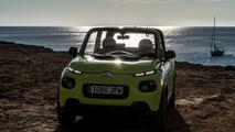 Citroën E-Mehari, el coche eléctrico de Formentera
