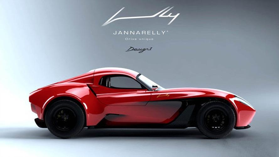 La Jannarelly Design-1 se couvre pour l'hiver