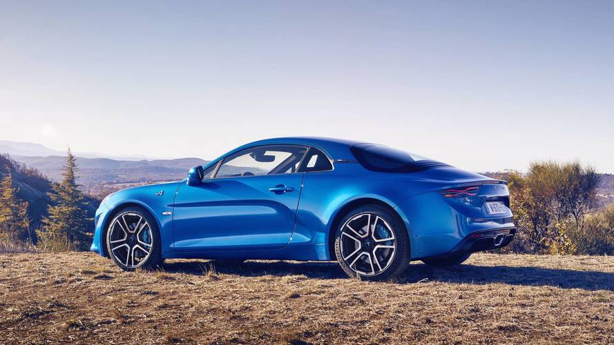 Two new A110 variants coming from Alpine