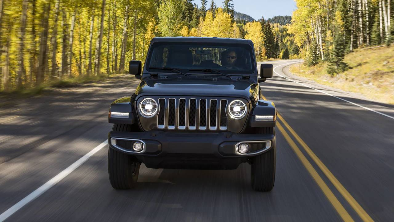 Jeep Wrangler First Drive Hell Visitor On The Playerclan