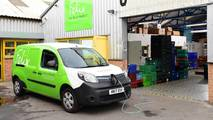 Felix Project using electric Renault van