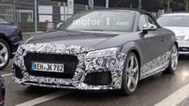 Audi TT-RS Refresh