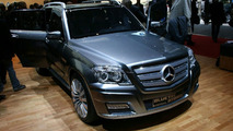 Mercedes - Benz Vision GLK BlueTEC Hybrid