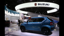 Suzuki al Salone di Parigi 2016
