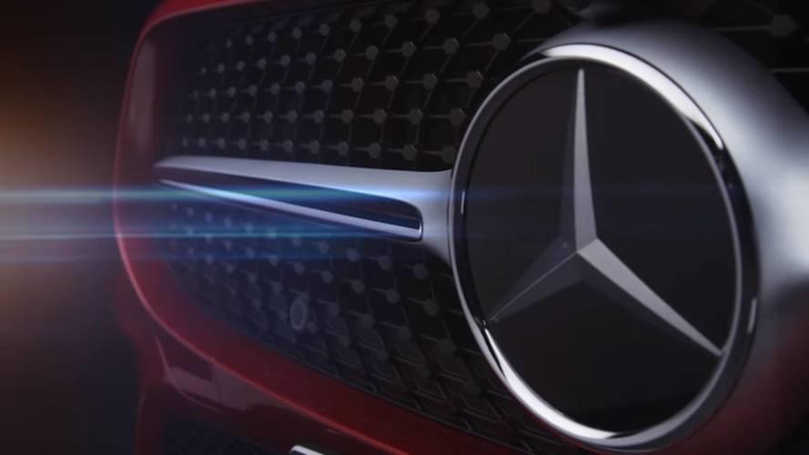 Mercedes-Benz CLS 2018 teaser