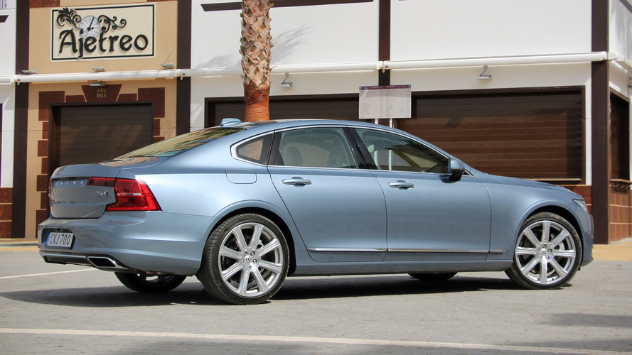2017 Volvo S90: First Drive