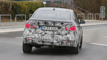 2017 BMW 3 Series GT facelift spy photo