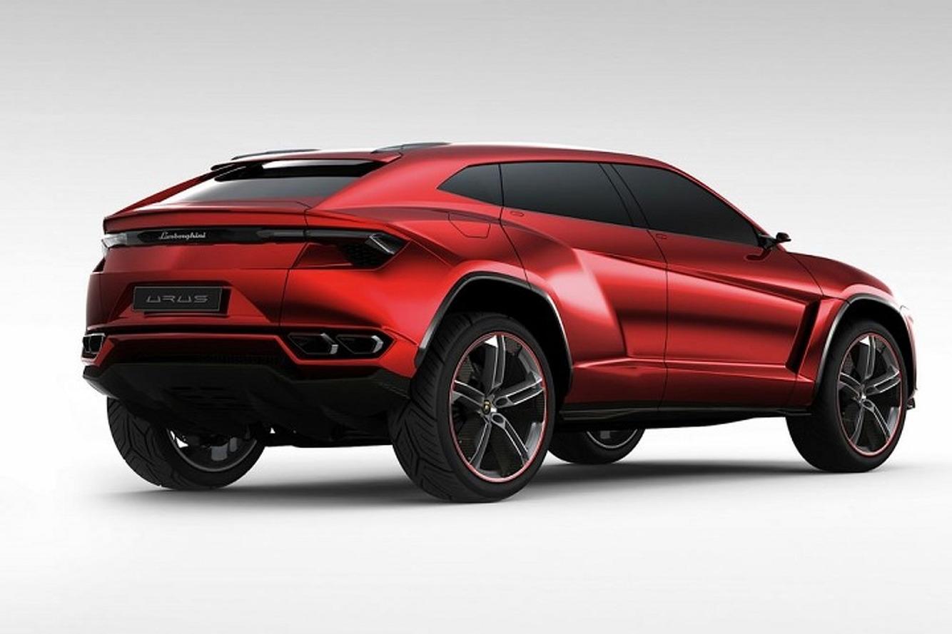 Confirmado: el Lamborghini Urus tendrá 659 CV