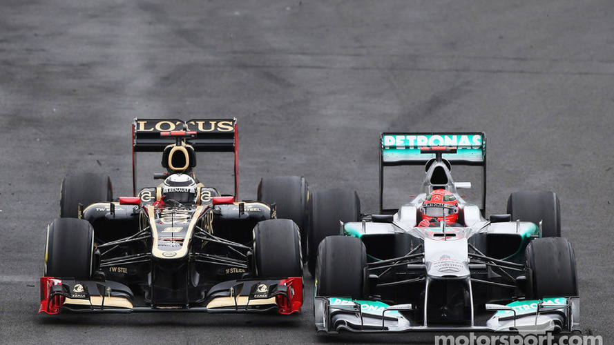 Remembering how Lotus F1 changed its image