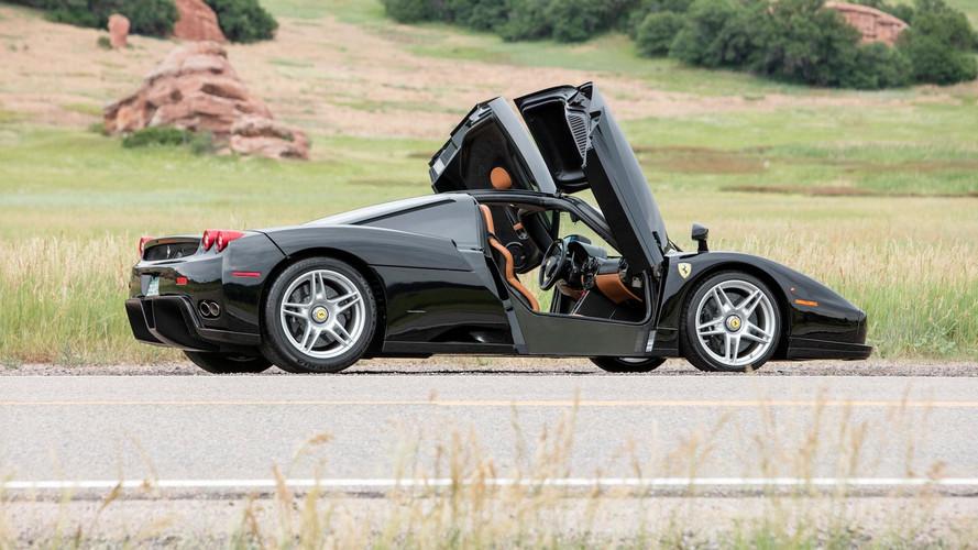 2003 Ferrari Enzo - Steve Wynn