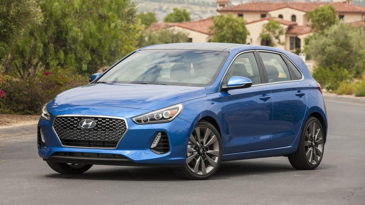 2018 Hyundai Elantra GT: Review