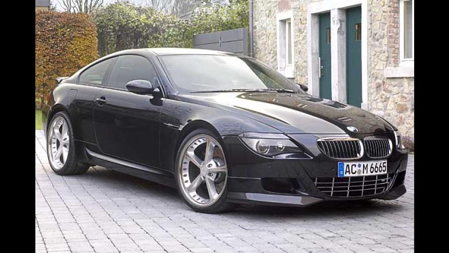 Schnitzer-Flitzer: Starkes Tuning-Paket für den BMW M6