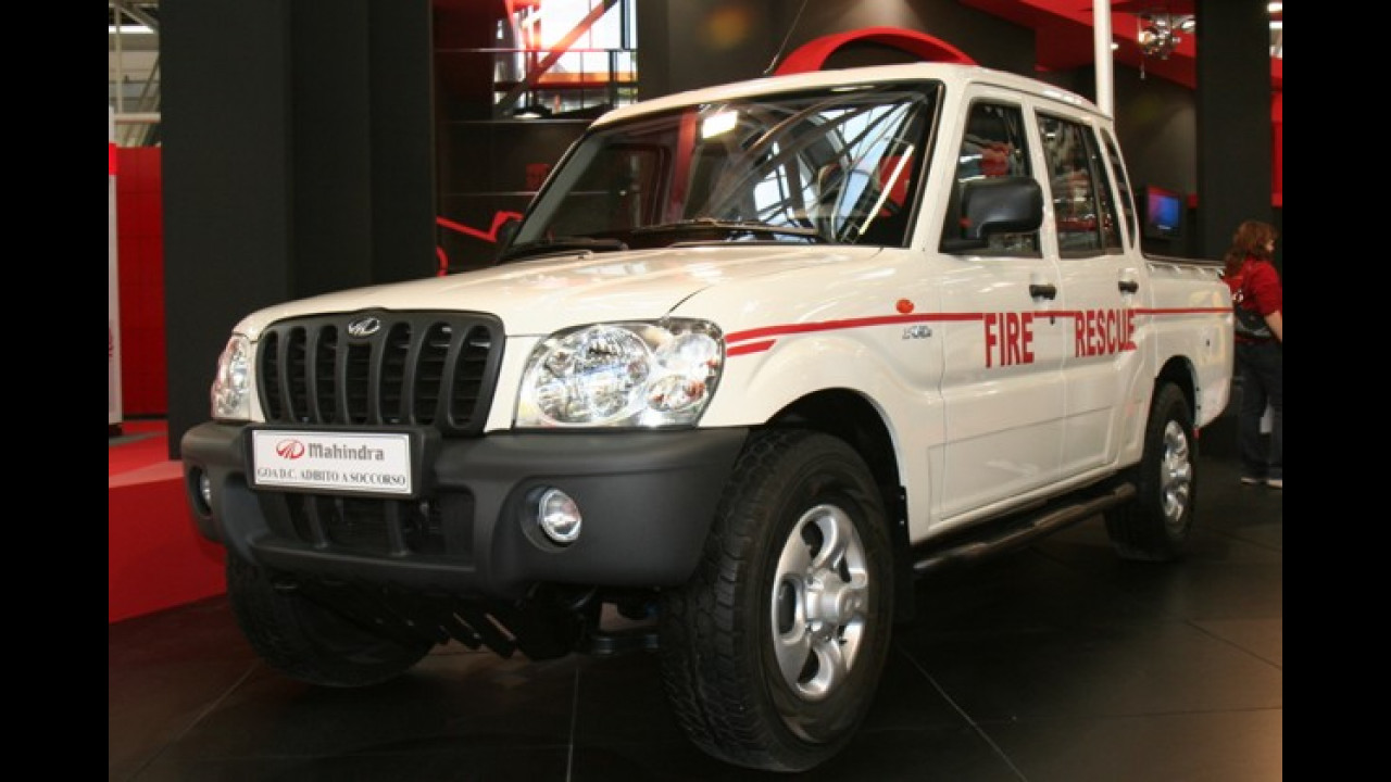 Mahindra Goa Pick-up