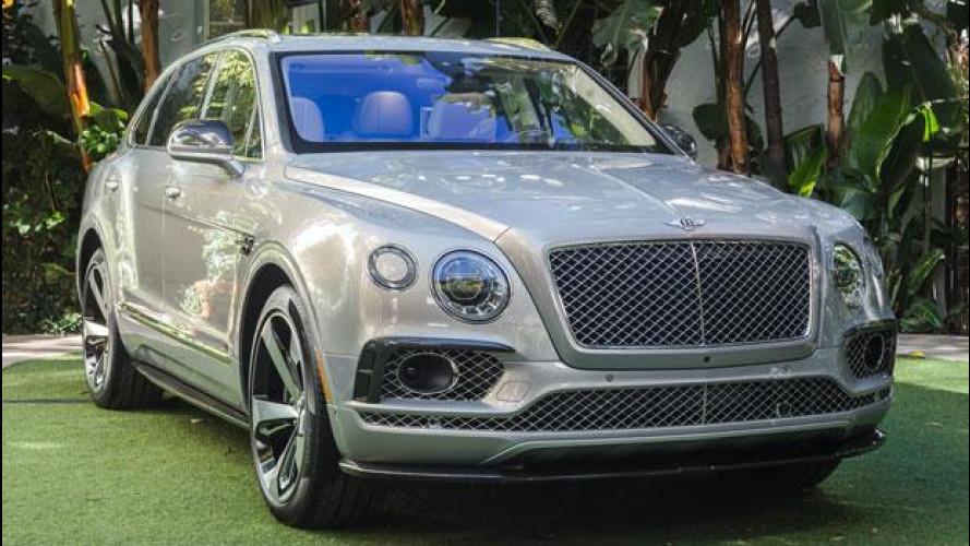 Bentley Bentayga, la First Edition prepara l'arrivo della versione