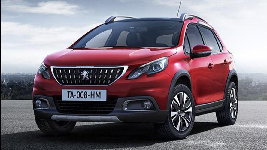 Peugeot 2008, restyling al testosterone [VIDEO]