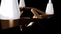 Peugeot Design Lab, lampade ONYX