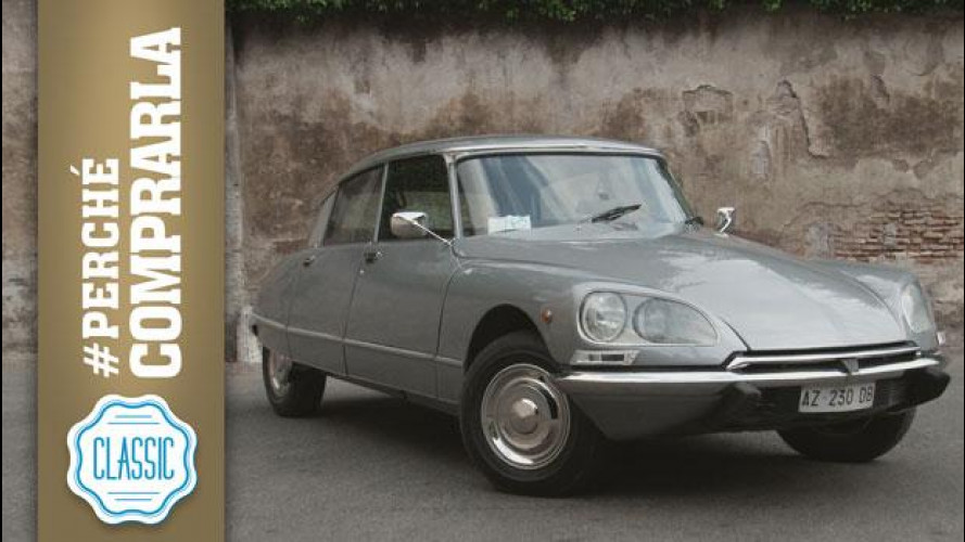 Citroen DS: perché comprarla… Classic [VIDEO]