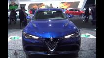 Alfa Romeo al Salone di Detroit 2016