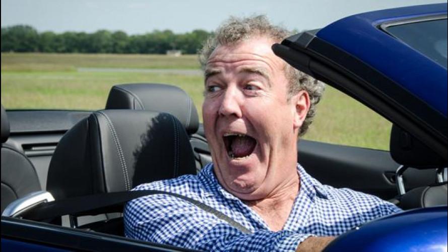 Top Gear, pronte le ultime due puntate... senza Clarkson