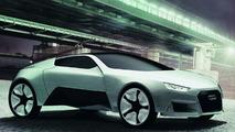 Audi Intelligent Emotion future mobility concept study by Niels Steinhoff