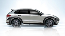 speedART TITAN EVO based on Porsche Cayenne II 19.11.2010