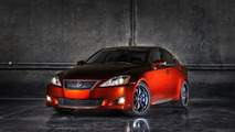 Lexus IS 350 with F-Sport Accessories