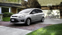 No 7-seat Ford C-Max for U.S. - and hybrid only