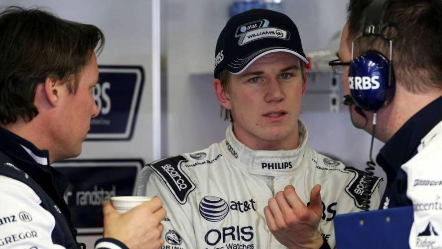 Hulkenberg not yet in 2011 talks with Williams