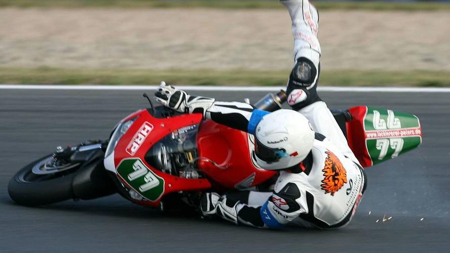 Schu back in saddle of motorbike racer