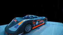 Wikispeed SGT01 prototype 11.01.2011