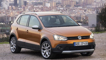 Volkswagen updates CrossPolo, Polo BlueMotion and BlueGT for Geneva Motor Show