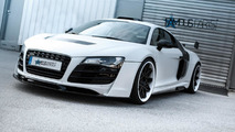 Audi R8 gets widebody kit from Prior Design