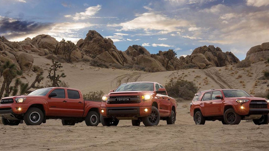 2015 Toyota Tacoma & 4Runner TRD Pro pricing announced