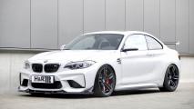 BMW M2: höhenverstellbare Federn